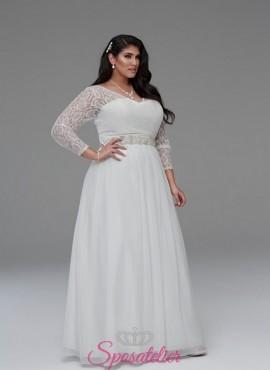 ELOISA – abiti per spose formose shop online nuova collezione