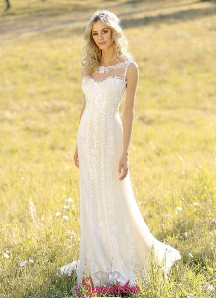 abiti da sposa stile BOHEMIAN in pizzo nuova collezione