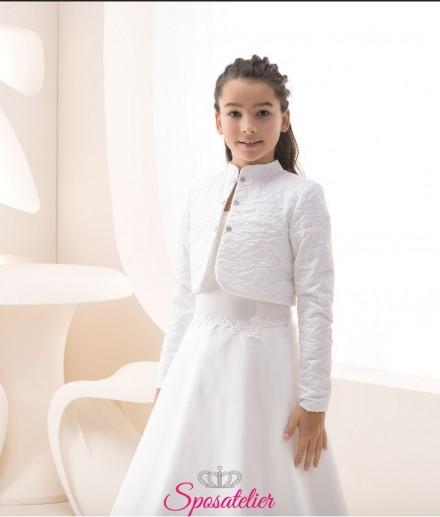 Giacchino prima comunione bambina economico online collezione 2019