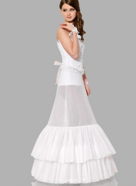 Sottogonna sposa vendita online 2 cerchi per abiti ampi