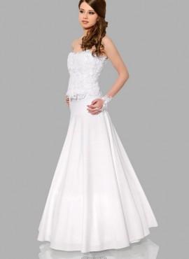 Sottogonna sposa per abiti principessa online con due cerchi ampio circonferenza 190 cm