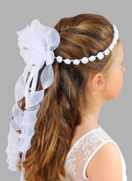 coroncine per capelli prima comunione con fiori piccoli vendita online