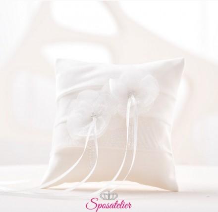 cuscino portafedi originale vendita online bianco o avorio