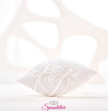 cuscino portafedi originale online colore avorio