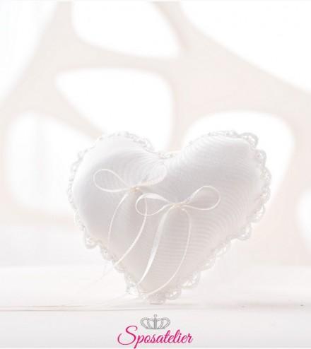 cuscino fedi forma di cuore personalizzato vendita online