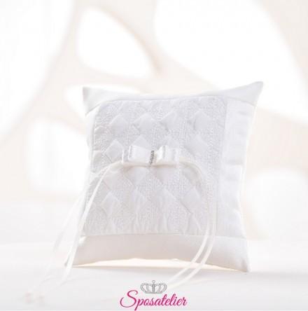 cuscino portafedi con disegno particolare vendita online nuova collezione