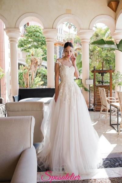 abiti da sposa vendita online collezione 2019 anteprima