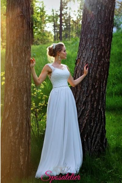 abiti da sposa online collezione 2019 prezzi economici