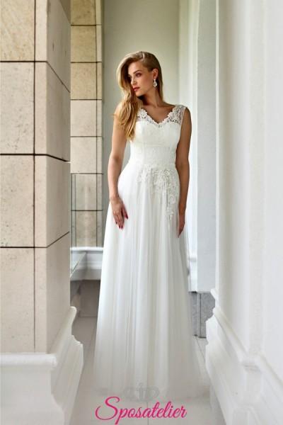 abiti da sposa economici collezione 2019 online