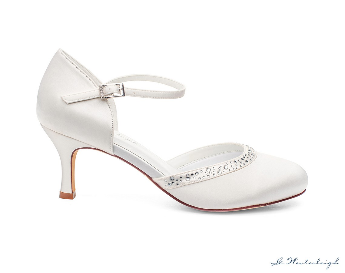 low priced 245c9 4175a scarpe da sposa comode on line economiche 2019