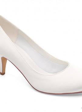 Scarpe sposa classiche ed eleganti con tacco comodo on line economiche