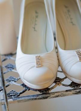 scarpe sposa economiche online firmate nuova collezione tacco medio