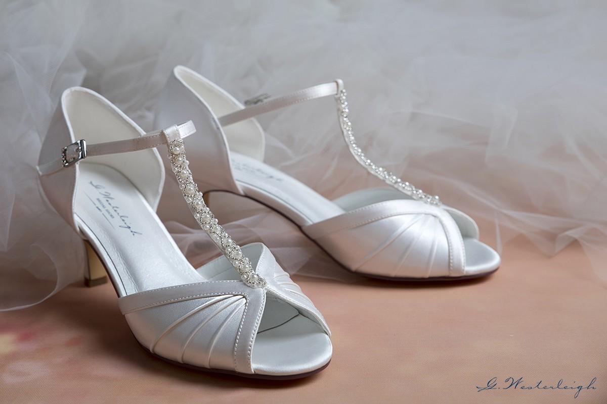 Scarpe Sposa Tacco 6 Cm.Scarpe Da Sposa On Line Spuntate Eleganti Tacco 6sposatelier