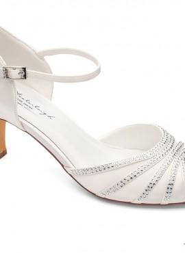 scarpe da sposa spuntate eleganti tacco 6  collezione 2019