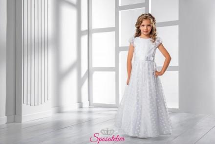abiti prima comunione bambina collezione 2019 vendita online