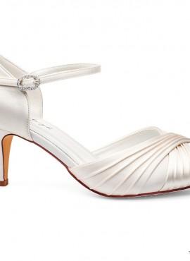 scarpe da sposa eleganti tacco 6 nuova  collezione 2019