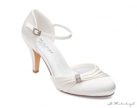 scarpe da sposa eleganti tacco 9  collezione 2019