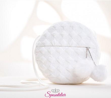 borsa sposa invernale  online collezione 2019