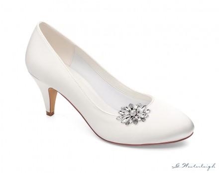 clips gioiello per scarpe sposa o damigella online con punti luce
