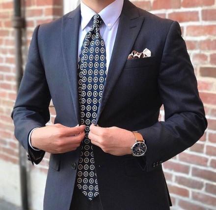 Cravatta classic style 1