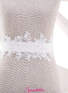 Cintura abiti da sposa 2019 nuova collezione online