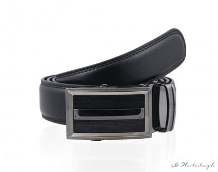 Cintura con fibbia automatica in pelle top quality