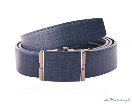 Cintura elegante uomo colore Blu