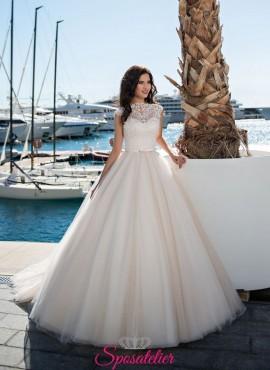vestiti da sposa  modelli principessa online personalizzati su misura
