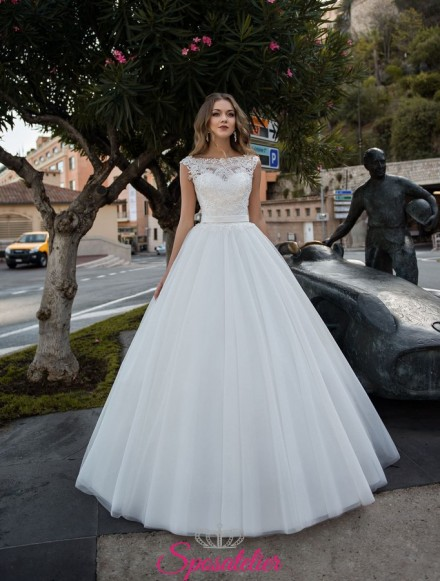 abiti da sposa modello principessa vendita online economici personalizzati su misura