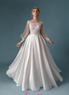 abiti da sposa in mikado 2020 di tendenza collezione economica online