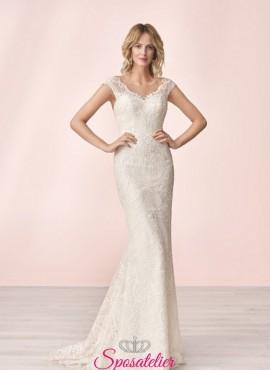 abiti da sposa a sirena 2020 di tendenza sartoria italiana