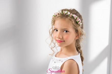 cerchietti per capelli bambina prima comunione online