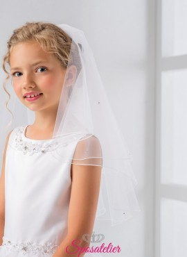 veli per prima comunione bambina vendita online