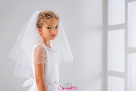 veli per prima comunione online bambina collezione 2019