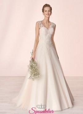 abiti da sposa online nuova collezione di tendenza 2020