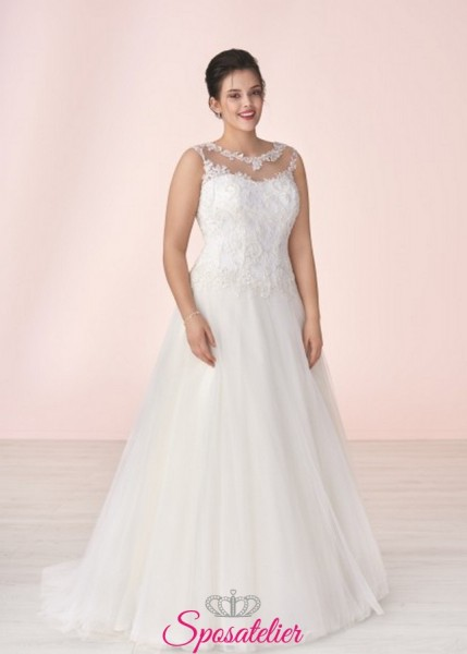 Assunta abito da sposa online