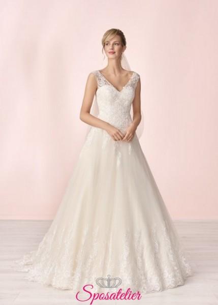margie- abito sposa sirena online