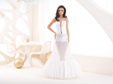 Sottogonna per abito da sposa collezione 2020 COD. R1 190