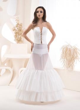 Sottogonna per abito da sposa nuovi modelli 2020 COD. R12 220