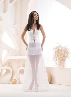 Sottogonna economico per abito da sposa  COD. R13 190