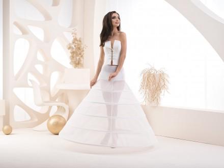Sottogonna per abito da sposa ampio stile principessa  COD. R16 420