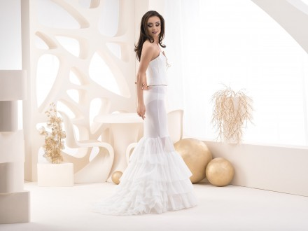Sottogonna per abito da sposa new collection 2020  COD. R17 190