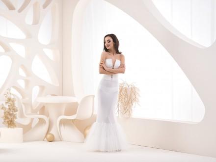 Sottogonna sposa alta qualità sirena style collezione 2020  COD. R22 190