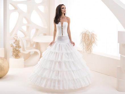 Sottogonna sposa per abiti ampi collezione 2020  COD. R24 420