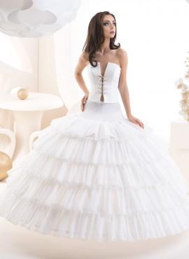 Sottogonna per abiti da sposa vaporosi collezione 2020  COD. R25 510