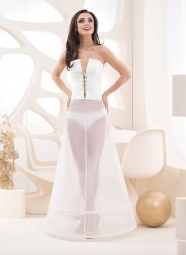 Sottogonna per abito da sposa nuova collezione 2020 COD. R3 220
