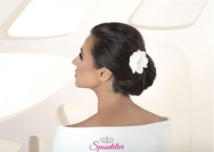 Accessori capelli sposa collezione 2020 cod.G63