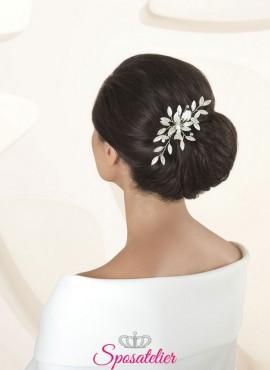 Accessori capelli sposa collezione 2020 cod.G64