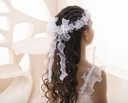 coroncine per capelli comunione nuova collezione 2021