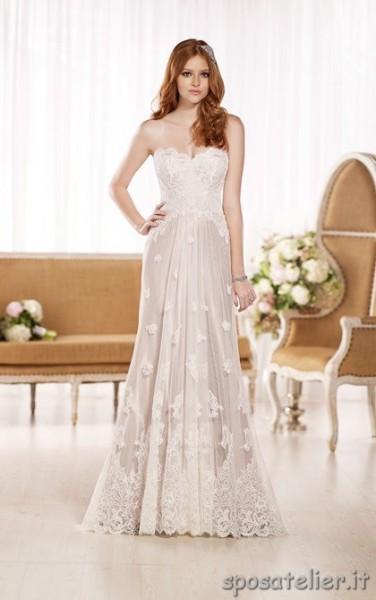 Luigia abiti da sposa italiani online